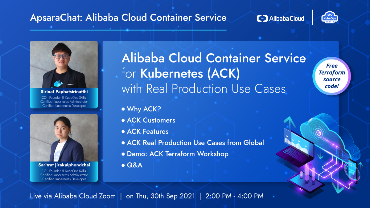 ApsaraChat: Alibaba Cloud Container Services