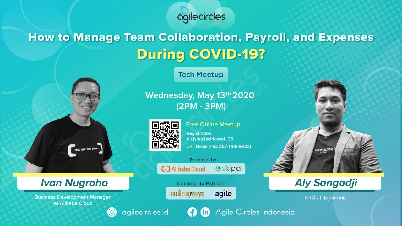 How to Manage Team Collaboration, Payroll and Expenses during this COVID19 period?
