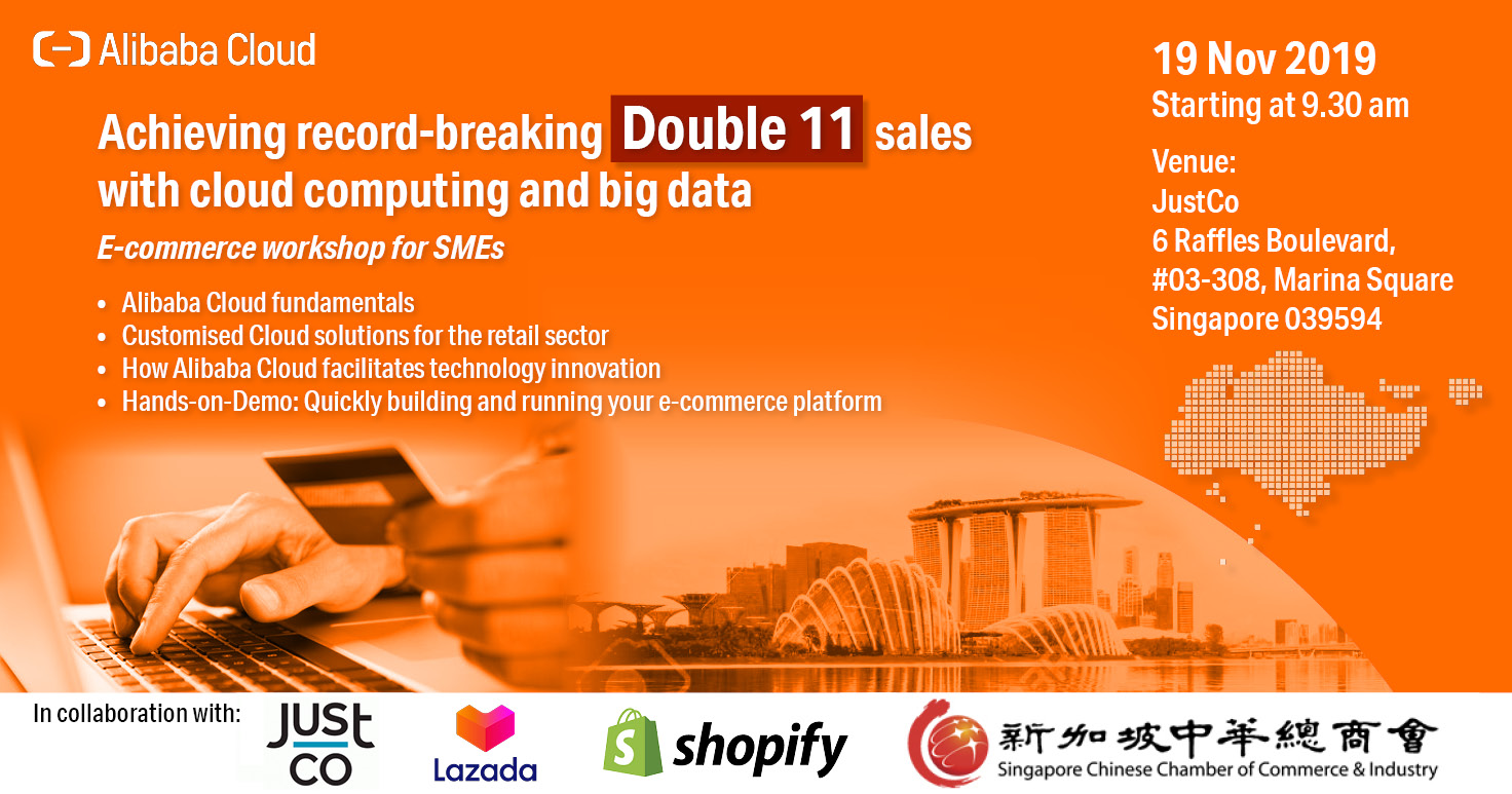 ApsaraChat: Find out the success of Alibaba's world largest shopping festival - Double 11 this  Nov