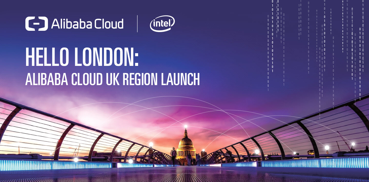 Alibaba Cloud UK Region Launch