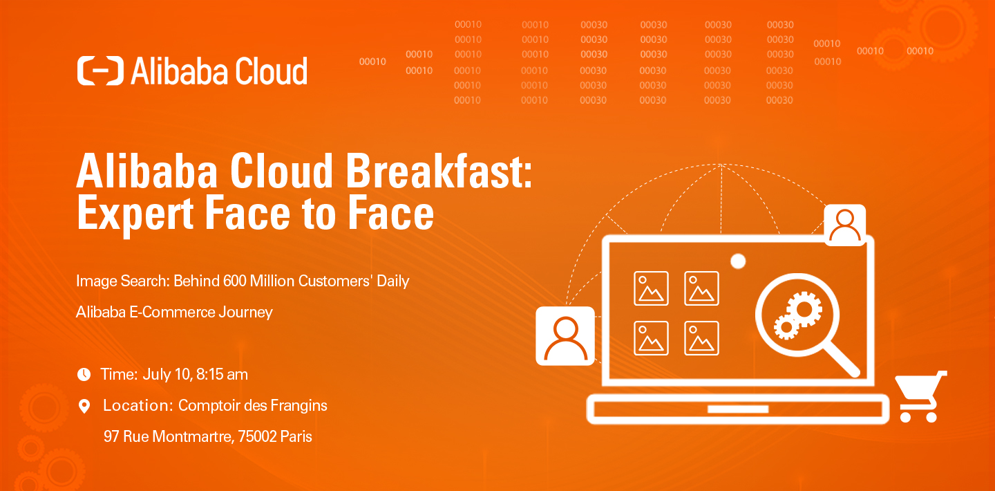 Alibaba Cloud Breakfast: Expert Face to Face