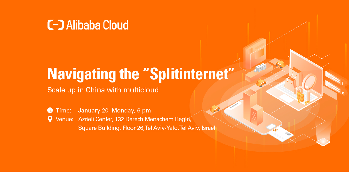 "Navigating the ""Splitinternet""  - Scale up in China with multicloud"