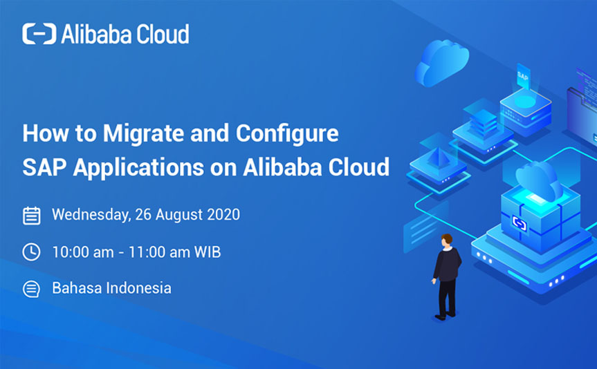 How to Migrate and Configure SAP Applications on Alibaba Cloud