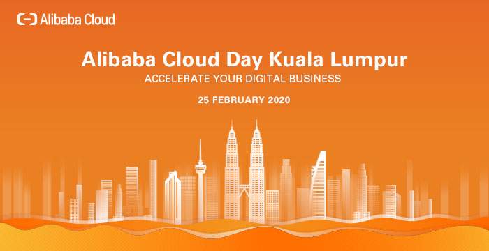 MY - Alibaba Cloud Day Kuala Lumpur 2020