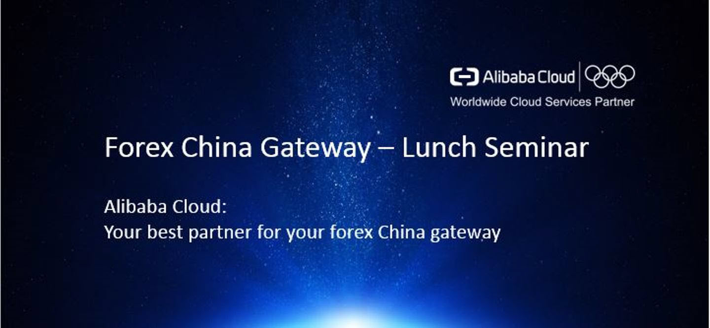 Forex China Gateway - Lunch Seminar