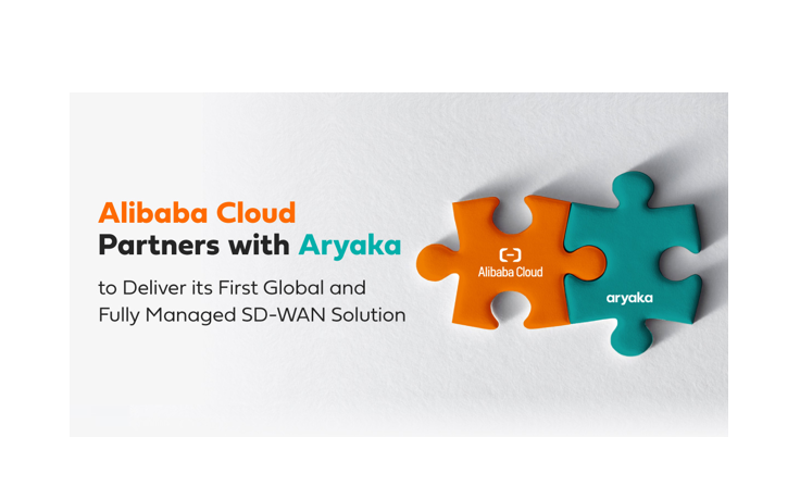 Alibaba Cloud and Aryaka partnership delivers a global SD-WAN to APAC and China customers