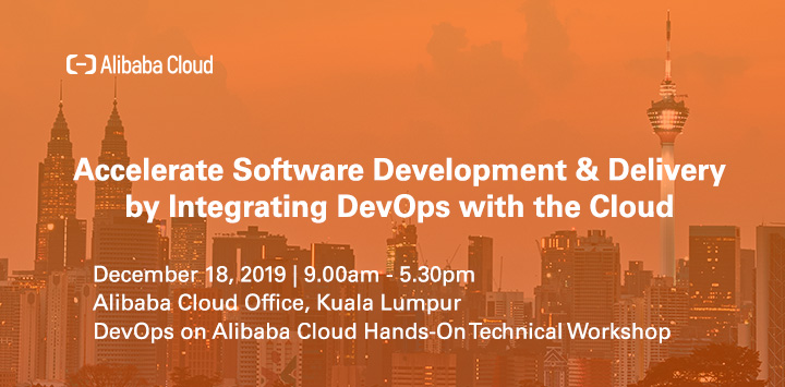 Workshop : Accelerate Software Development & Delivery by Integrating DevOps with the Cloud