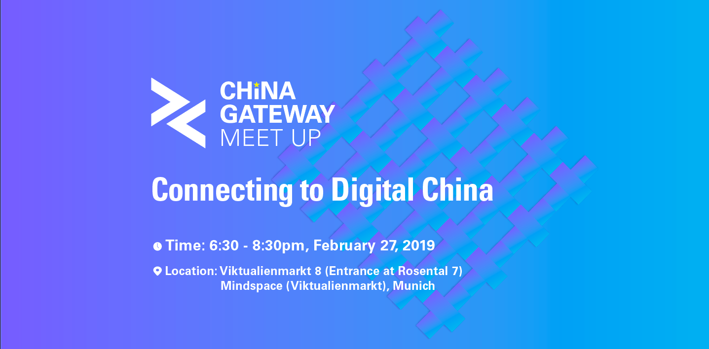 China Gateway Meetup@Munich