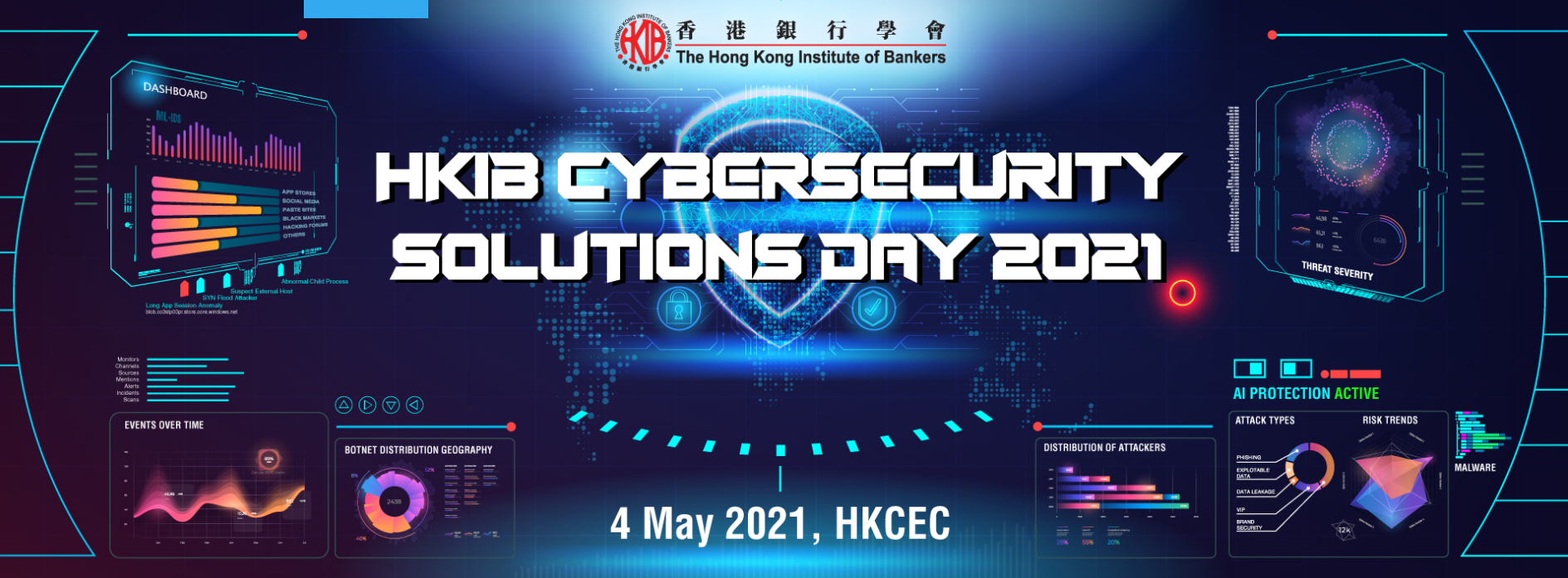 [HKIB] - Cybersecurity Solutions Day 2021