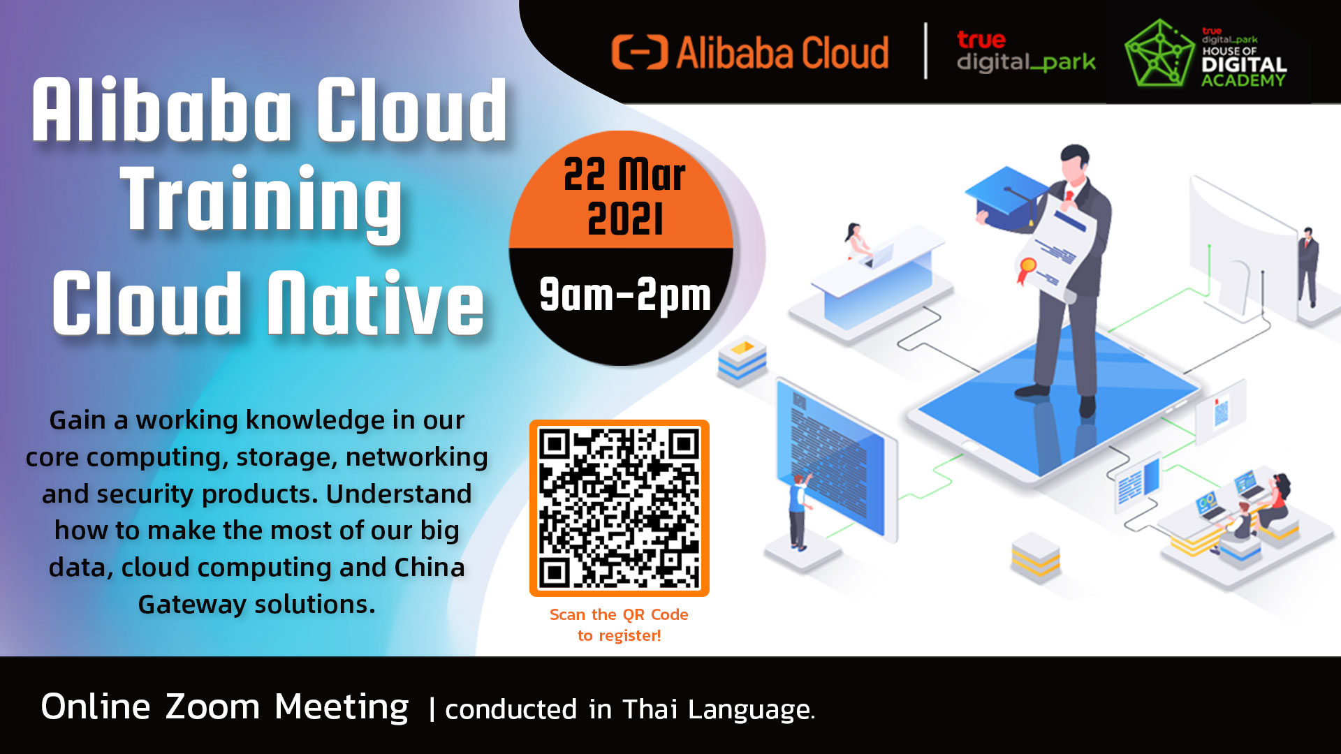 ACA Cloud Native Training 22 March 21