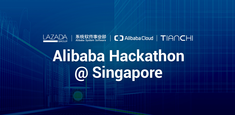 Alibaba Hackathon @ Singapore