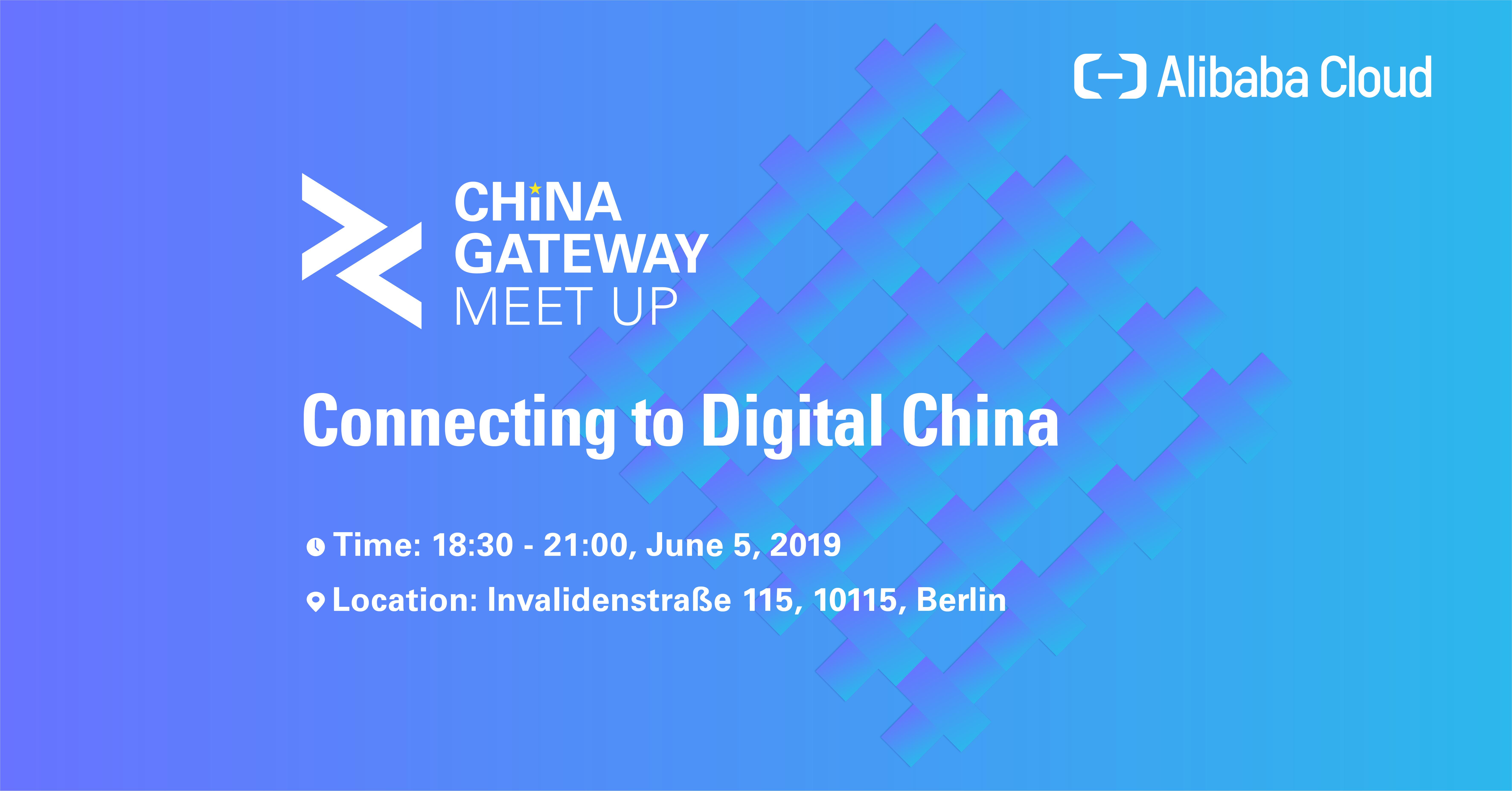 China Gateway Berlin Meetup