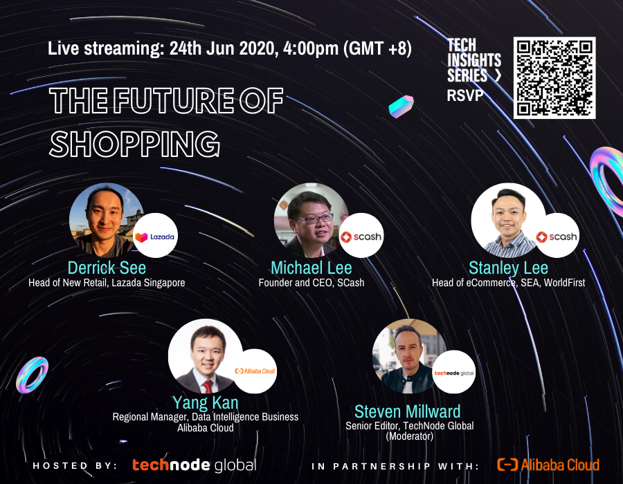 Technode Digital Series - Future of Shopping