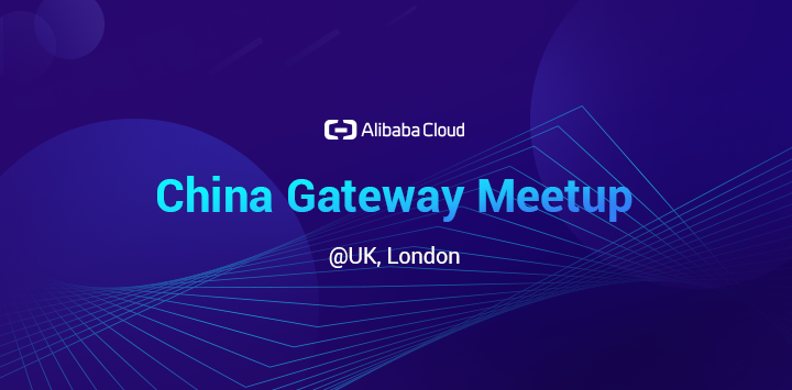 EU China Gateway Meetup - London 11.28