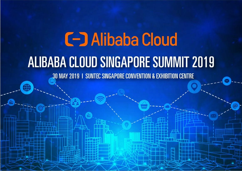 Alibaba Cloud Summit Singapore 2019