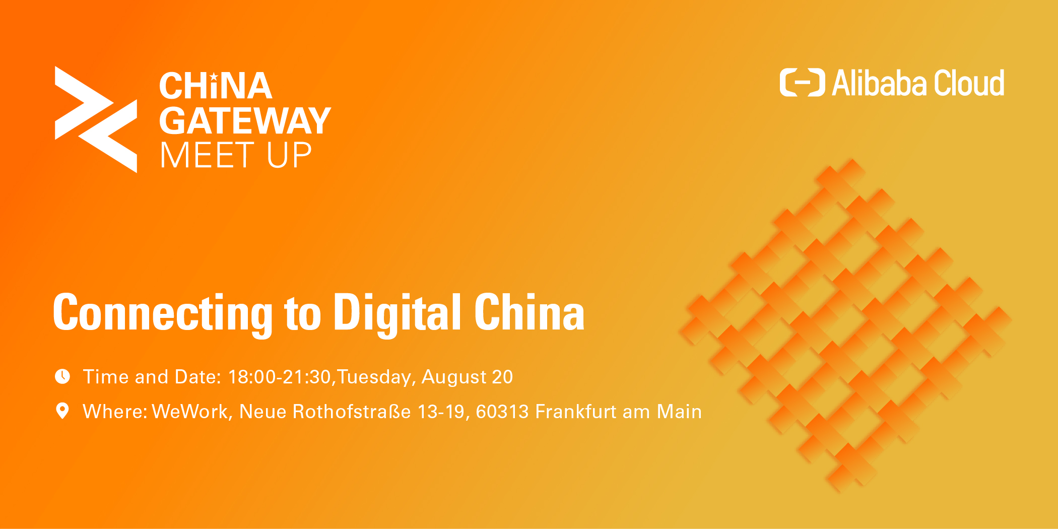 China Gateway Meetup @Frankfurt