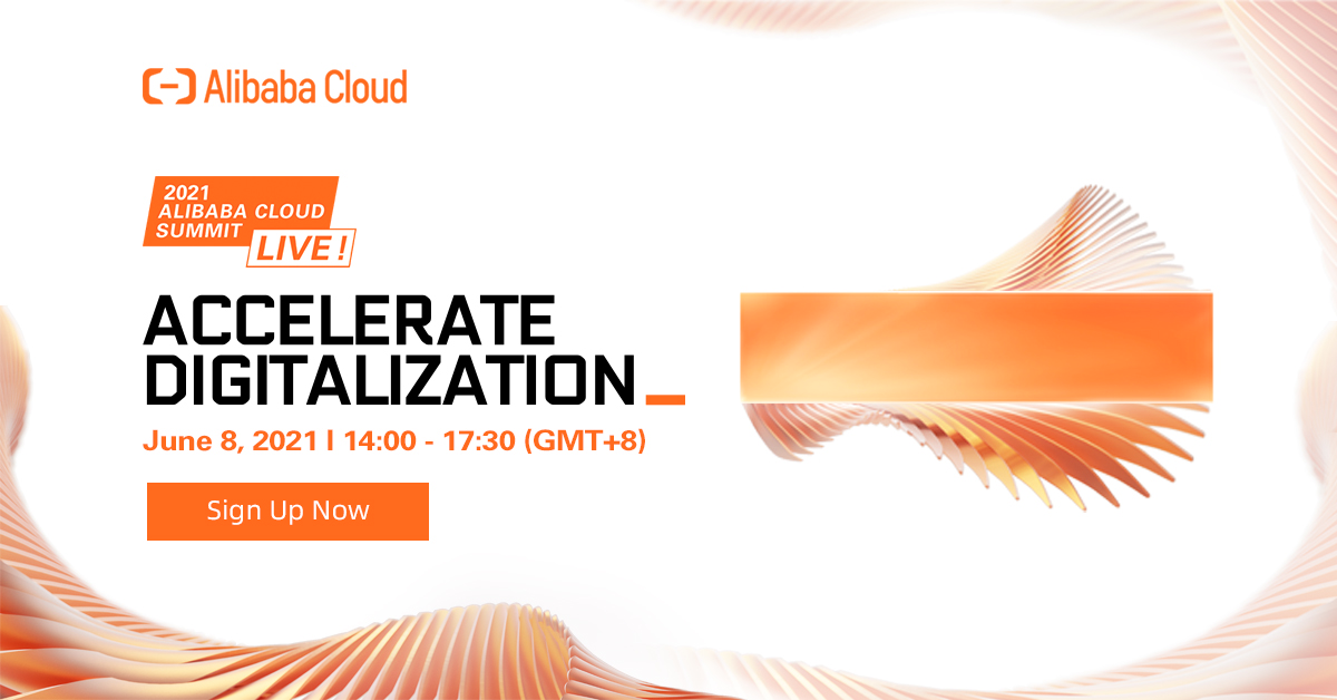 Alibaba Cloud Summit Live Shanghai event