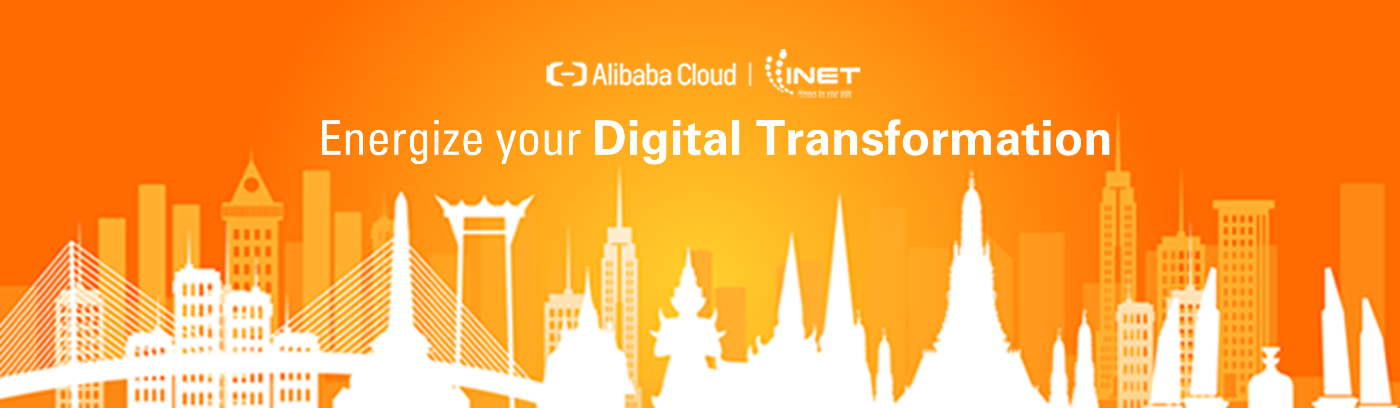 Energize your Digital Transformation