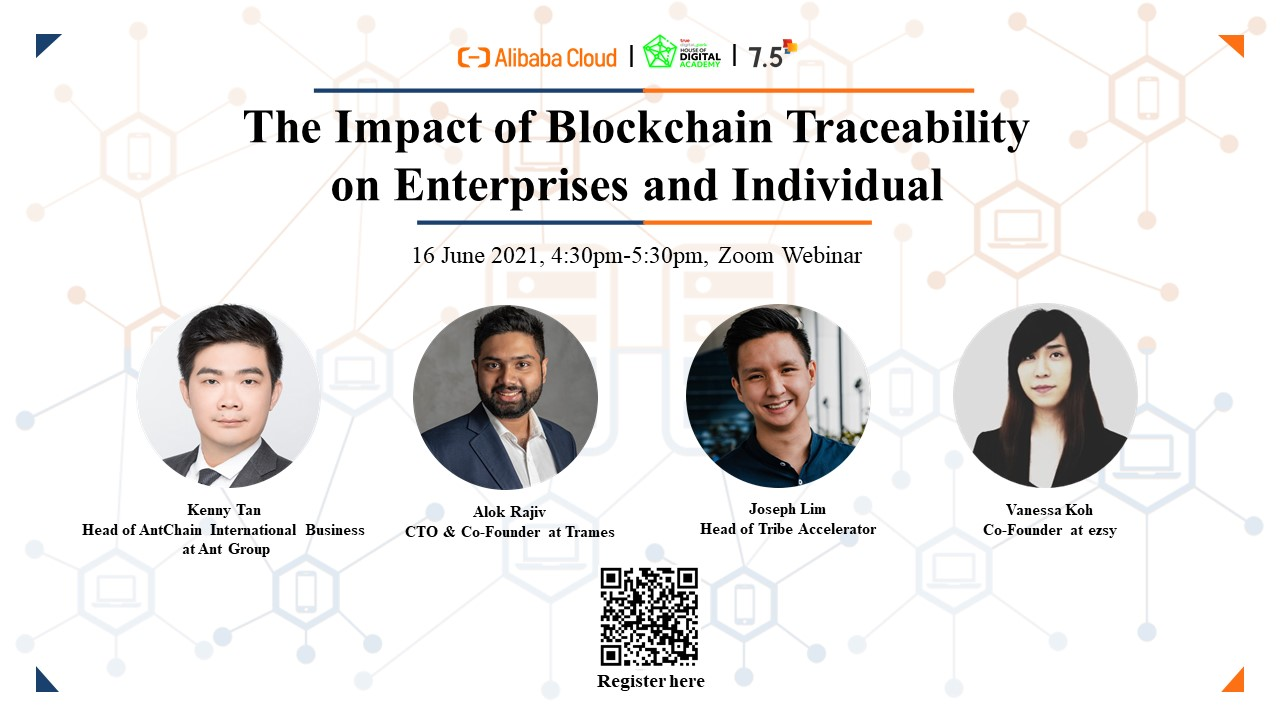 The Impact of Blockchain Traceability on Enterprises and Individuals