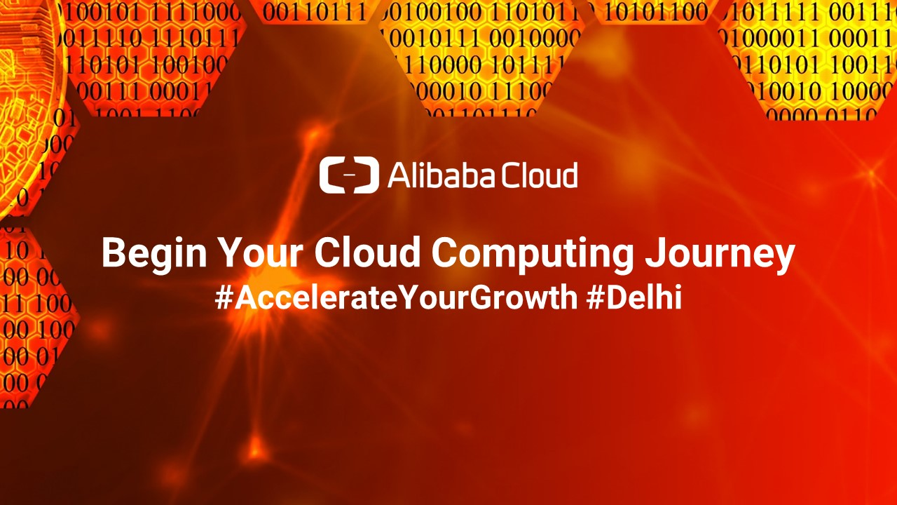 Begin Your Cloud Computing Journey | Delhi