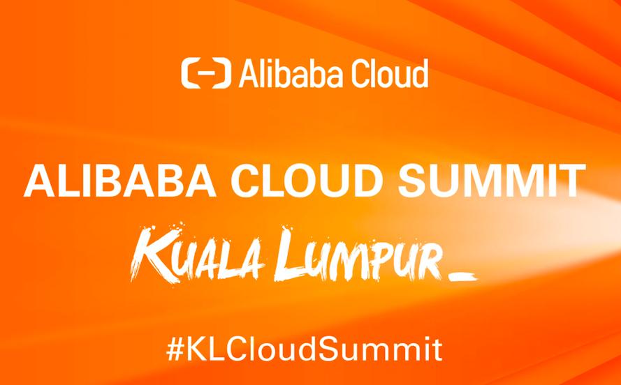 Alibaba Cloud Summit Kuala Lumpur 2019