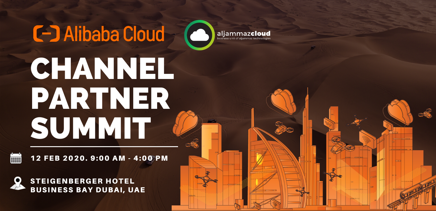 Alibaba Cloud Channel Partner Summit 2020