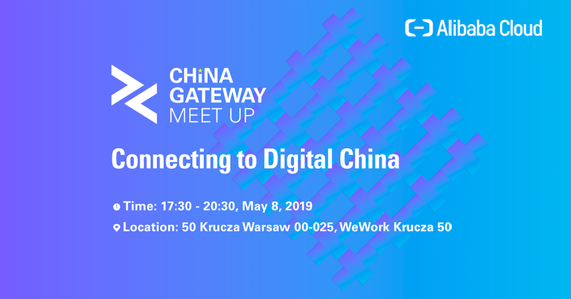 Connecting to Digital China@Warsaw