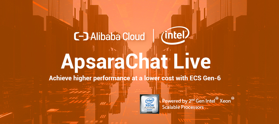 ApsaraChat Live: Achieve higher performance at a lower cost with ECS Gen-6