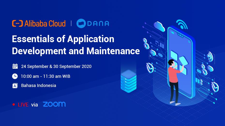 Essentials of Application Development and Maintenance